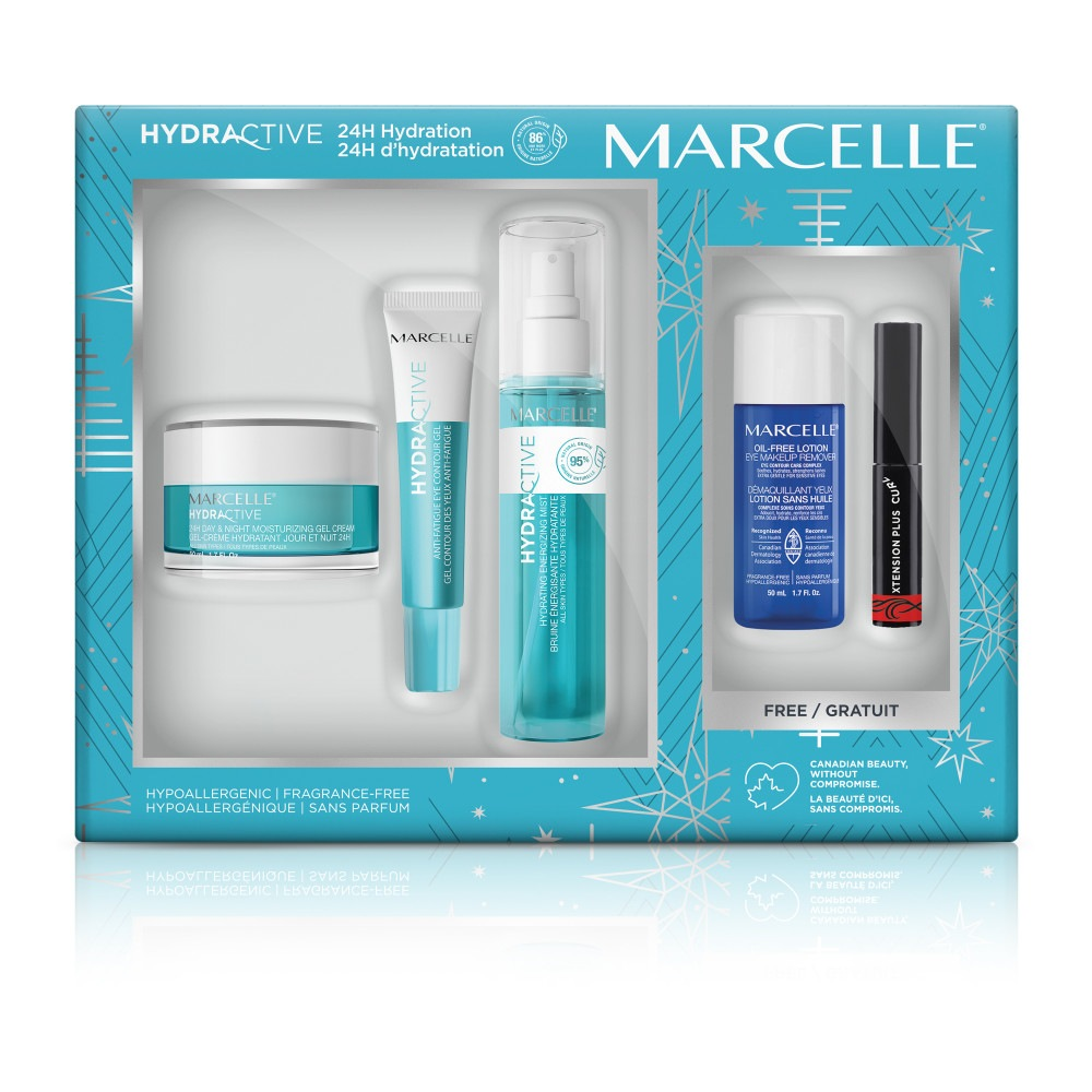 Hydractive Holiday Gift Set