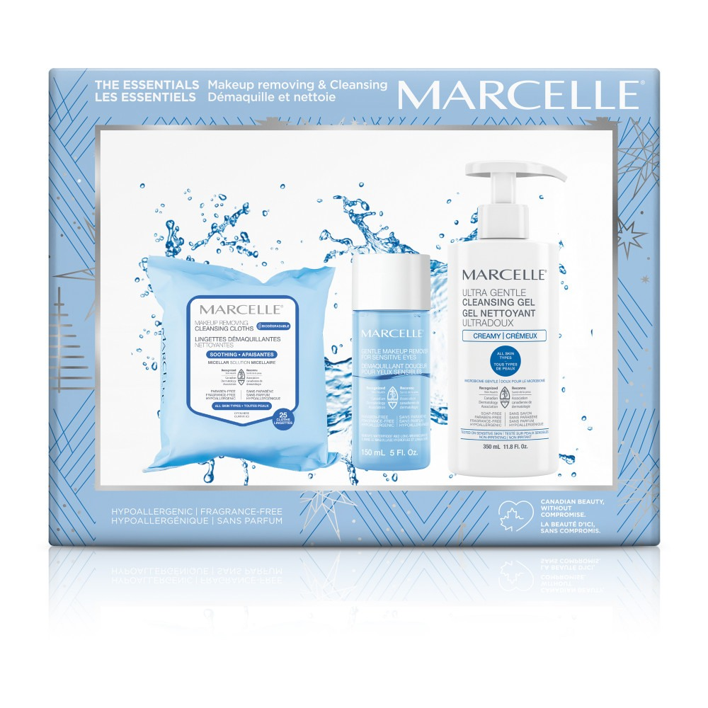 Cleansing Essential Holiday Gift Set