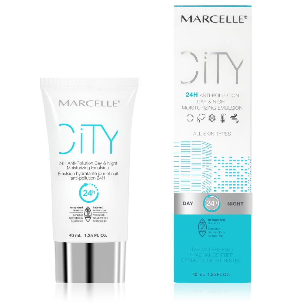 CITY 24H Anti-Pollution Day & Night Moisturizing Emulsion