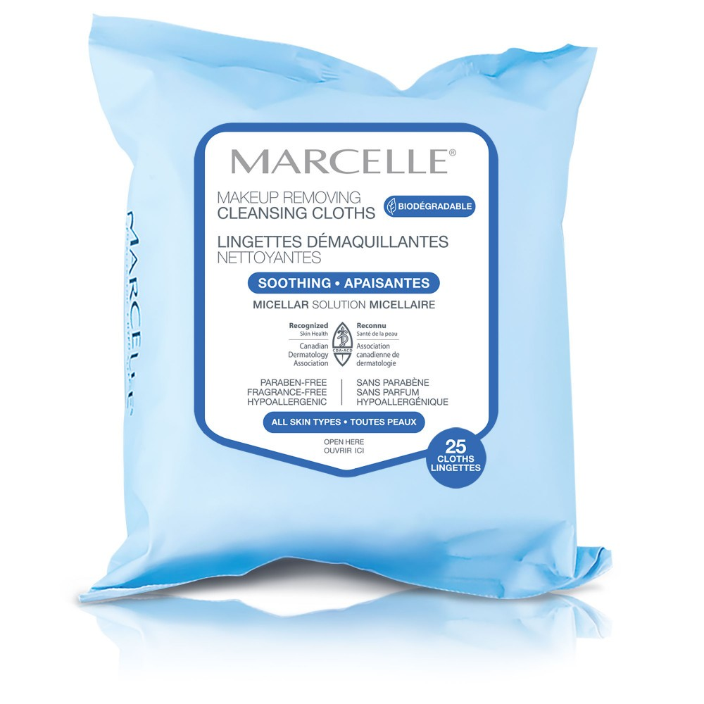 makeup removing cleansing cloths
