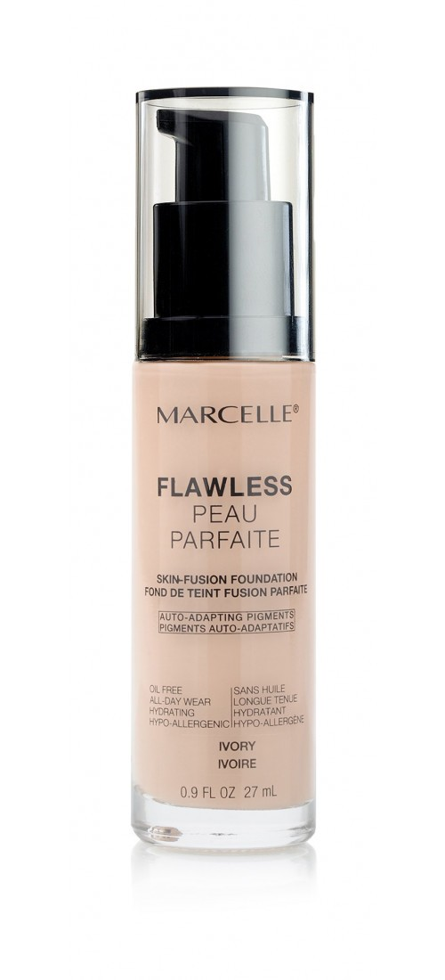 Flawless Foundation - Ivory