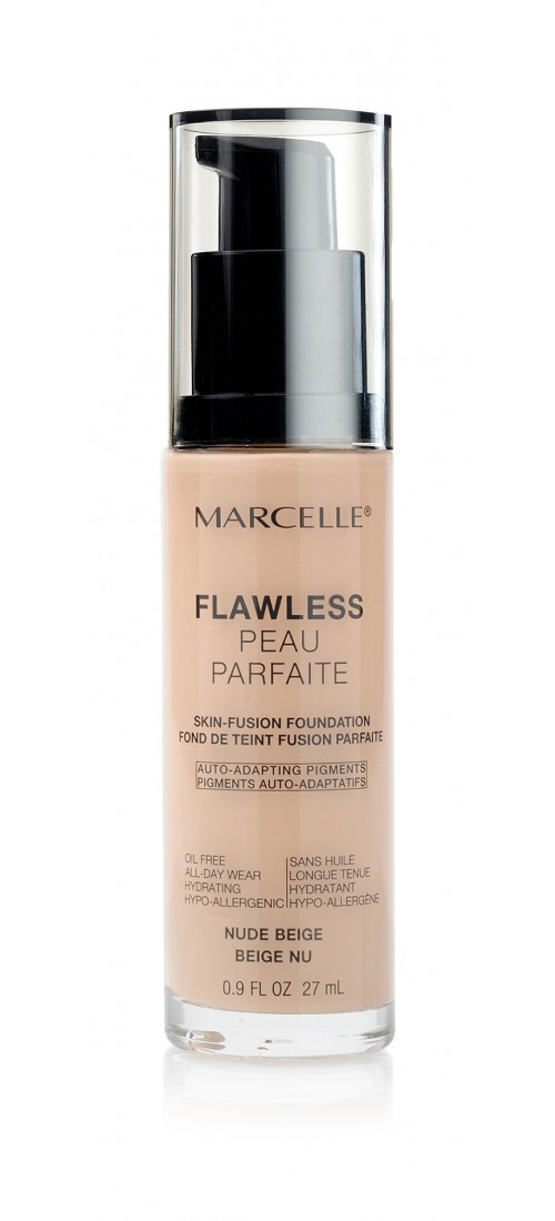 Flawless Foundation - Nude Beige