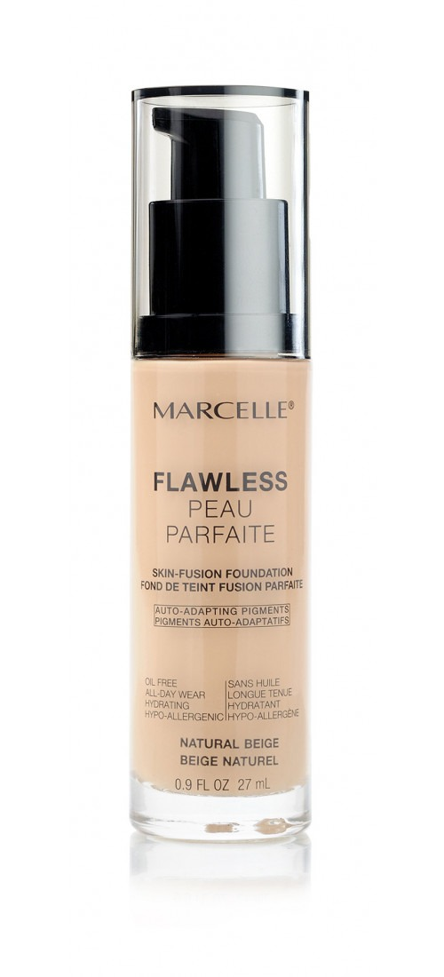 Flawless Foundation - Natural Beige