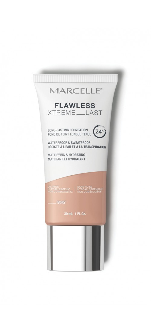 Flawless Xtreme Last Long-Lasting Foundation- Ivory