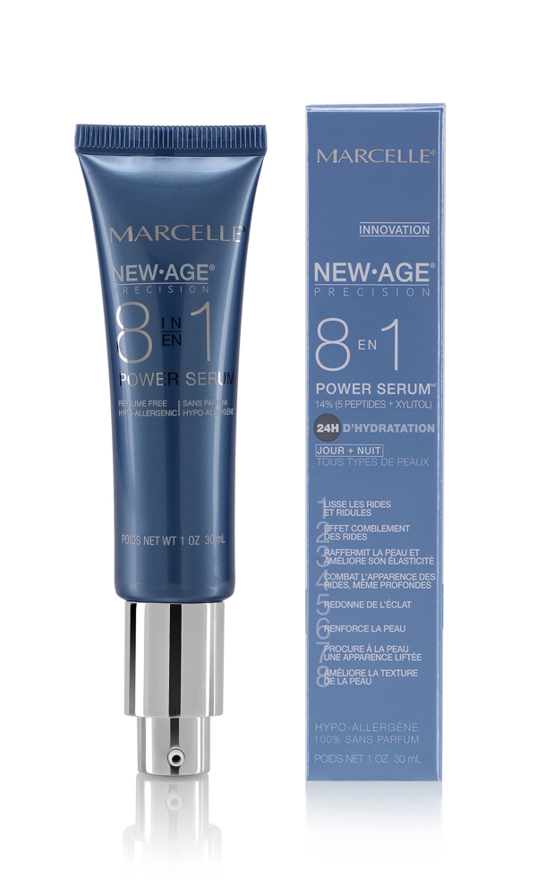 New-Age 8-in-1 Power Serum