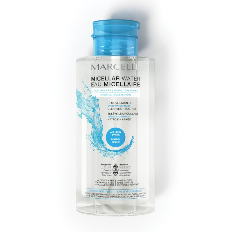 Micellar Water - Waterproof
