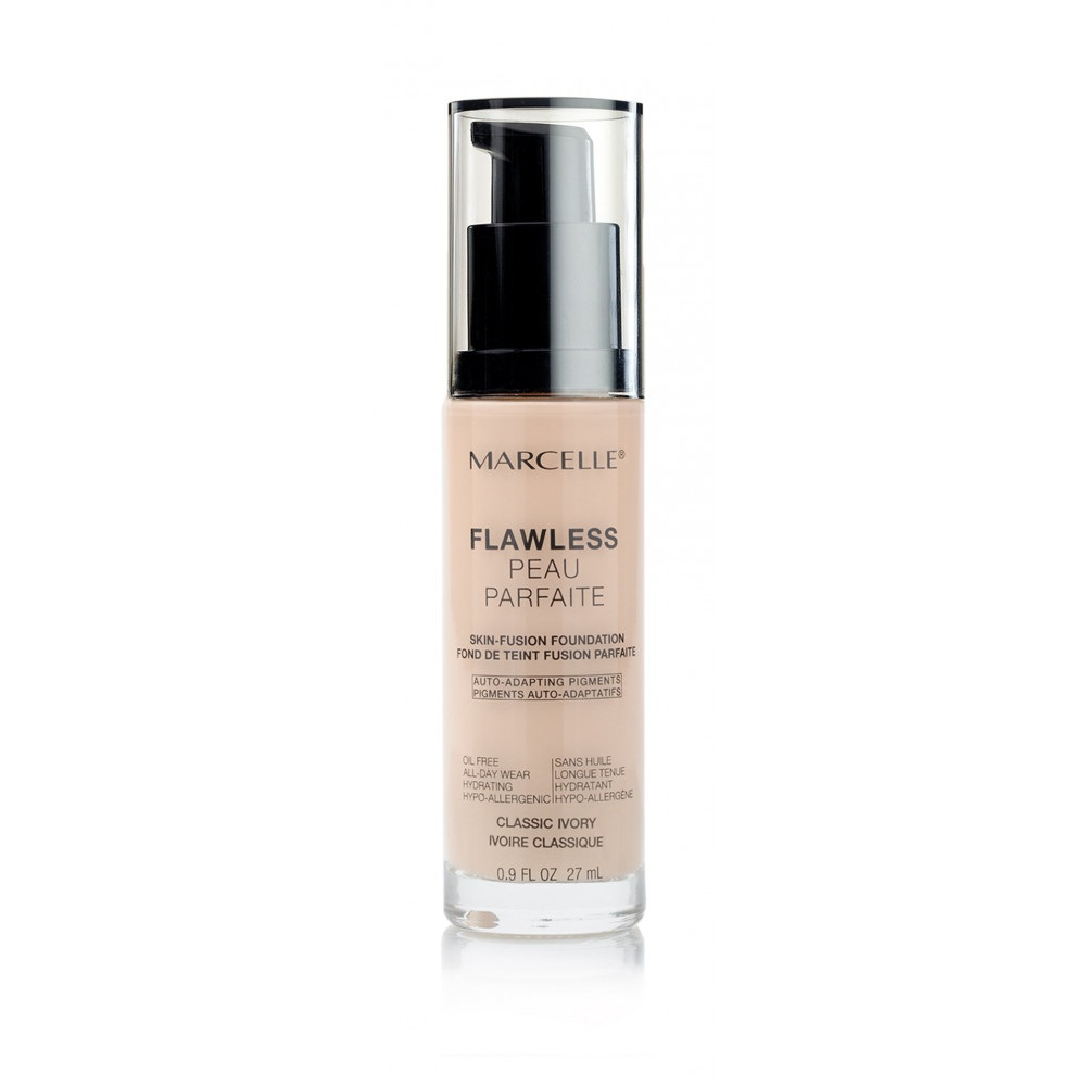Flawless Foundation - Classic Ivory