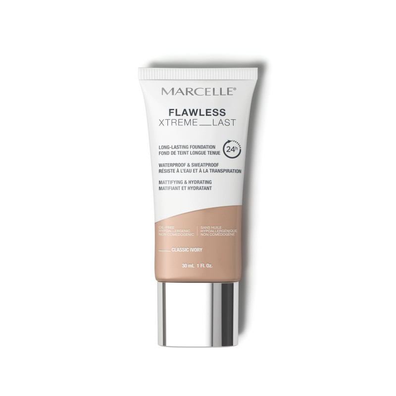 Flawless Xtreme Last Long-Lasting Foundation-Classic Ivory