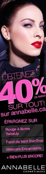 Célébrez la Journée Internationale de la Femmes avec 40% de Rabais sur tout achat avec code: FEMMES