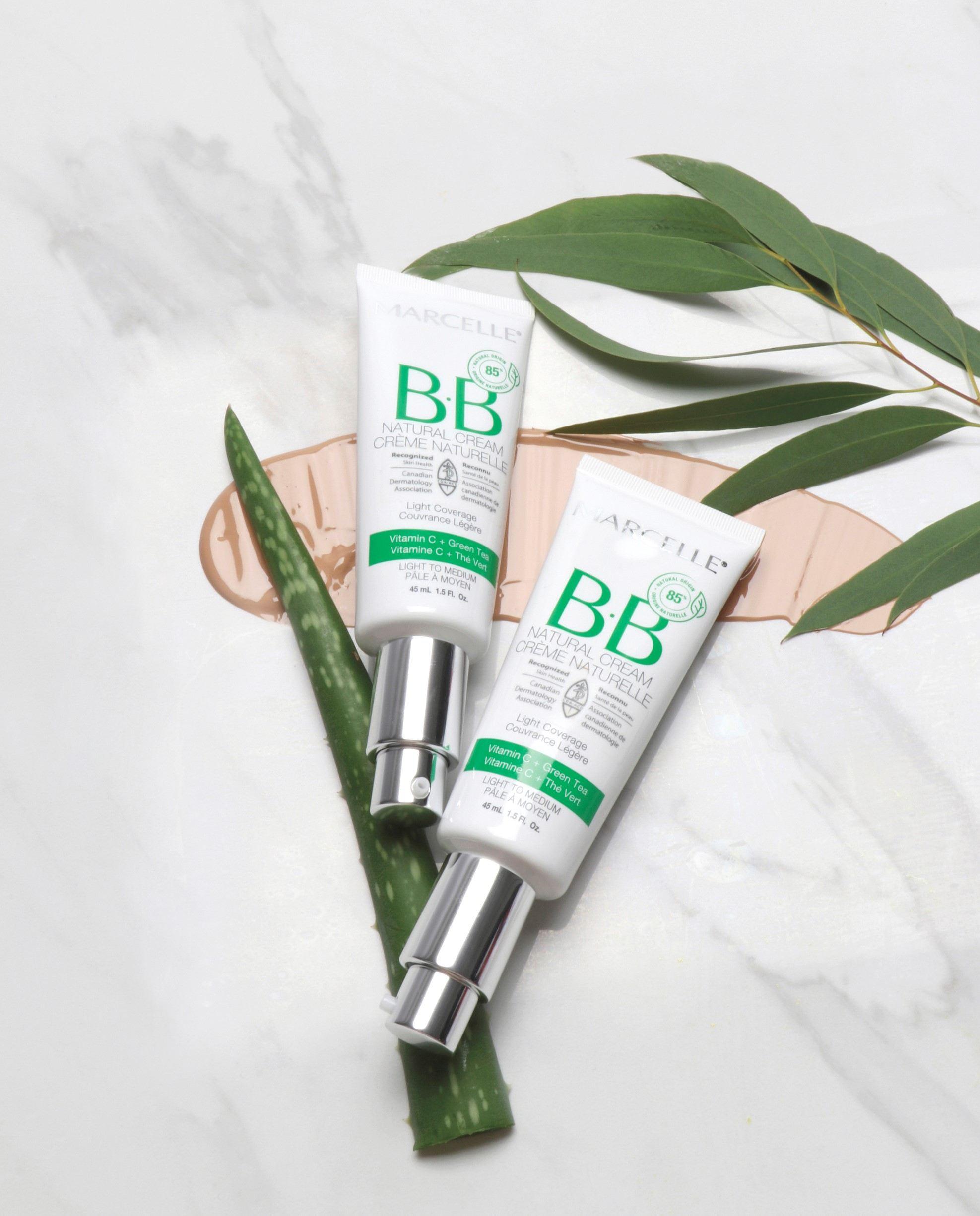 bb crème naturelle