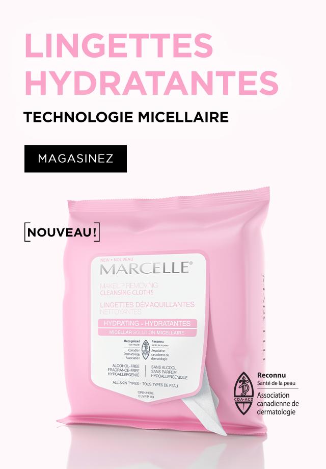 Lingettes Hydratantes